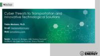Cyber Threats to Transportation-EN
