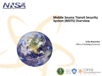 MSTS overview slides