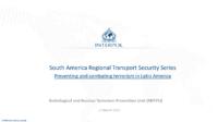 Preventing and Combatting Terrorism in Latin America – English
