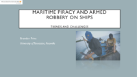 Prins – Maritime Piracy and Armed Robbery on Ships (English)