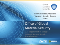Information Sec within the Transport Sec (English)