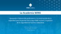 WINS Academy presentation_Spanish_19 May 2021